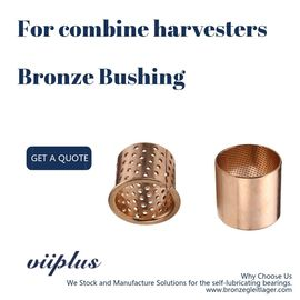 Китай Combine Harvesters Bronze Bushings  50x53x40mm завод
